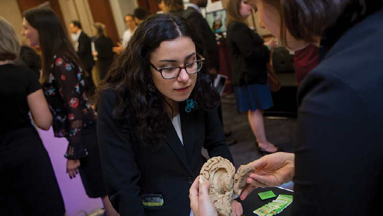 Neuroscientists work to educate the public on the wonders of the brain