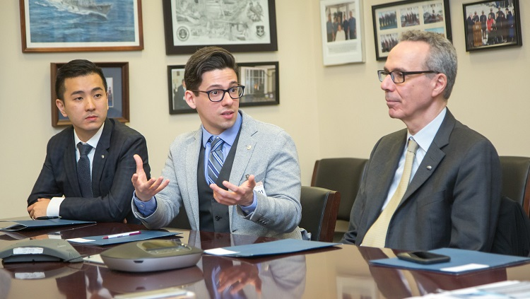 SfN members discuss neuroscience funding and research on Capitol Hill.