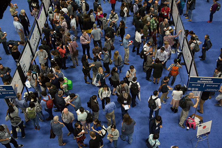 More than 14,000 scientific presentations were given at Neuroscience 2016 in San Diego.