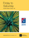 Neuroscience 2014 Daily Book Friday to Saturday Cover