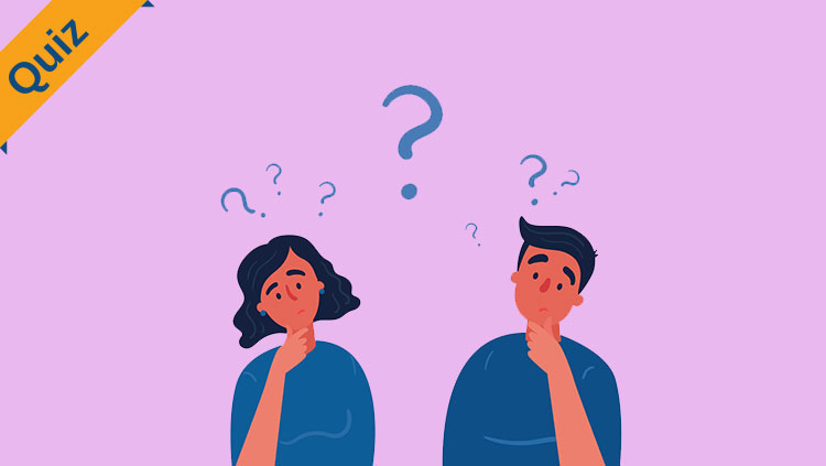 animated man and woman with question marks above their heads