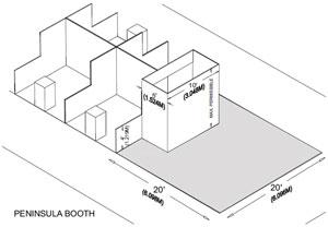 Peninsula Booth