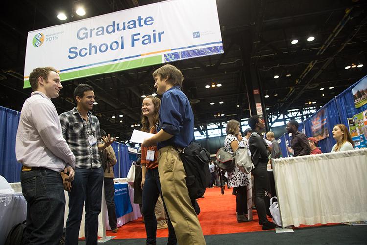2015 Graduate School Fair