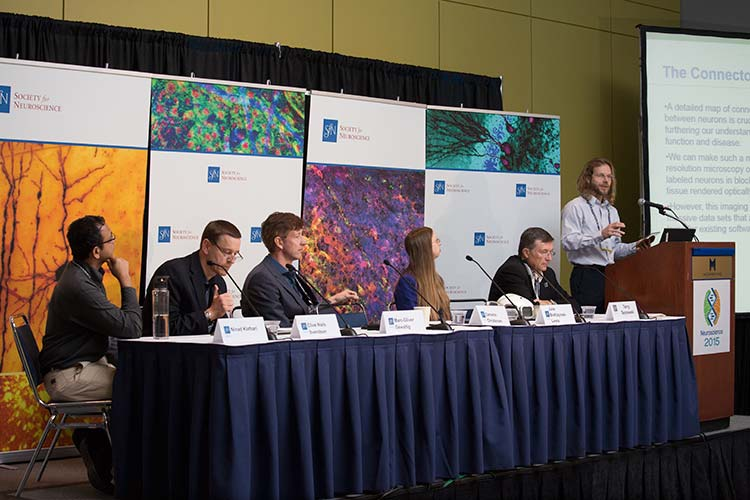 Neuroscience 2015 Press Conference
