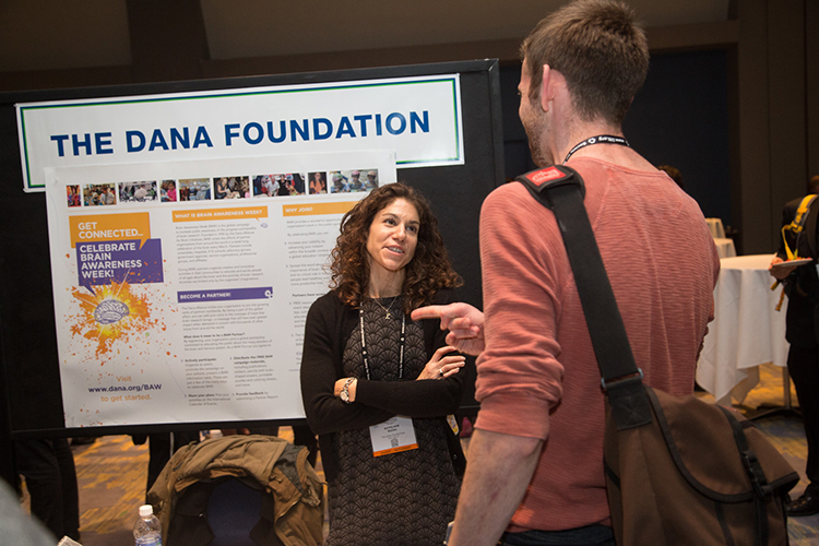 Brain Awareness event at Neuroscience 2015
