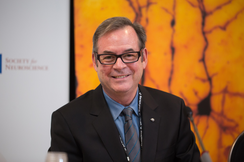 SfN President Rick Huganir