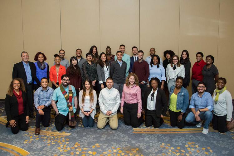 Neuroscience Scholars Program recipients