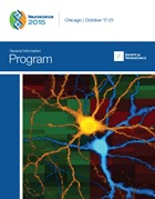 Neuroscience 2015 Program Cover