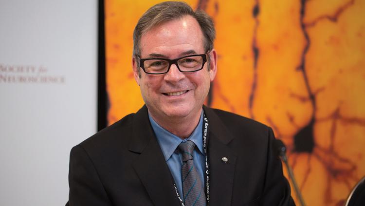 Richard Huganir, SfN President