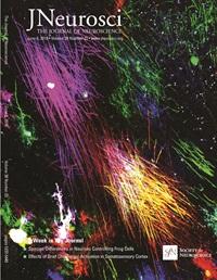 The June 6, 2018 cover of JNeurosci