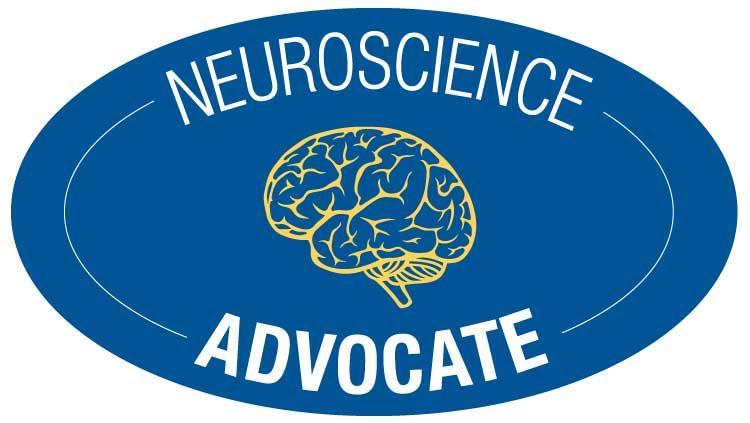 blue NeuroAdvocate Challenge logo