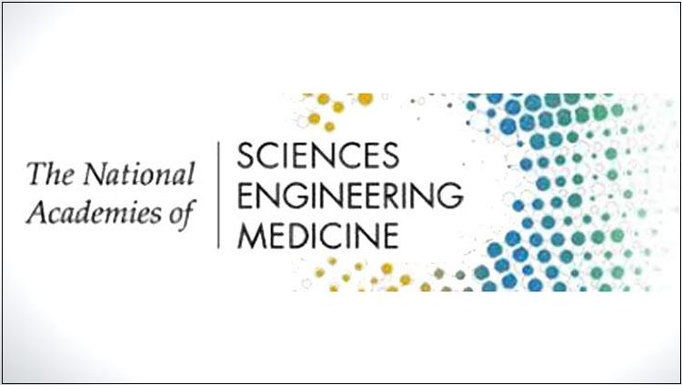 The National Academies of Sciences, Engineering, Medicine logo