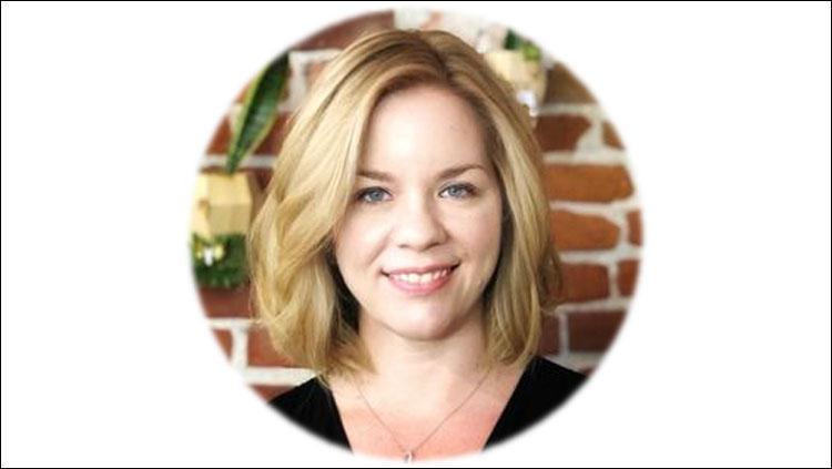 Headshot of Jennifer Bourne.