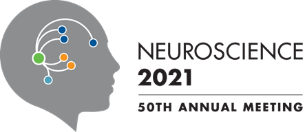 Neuroscience 2021 50th Annual Meeting logo