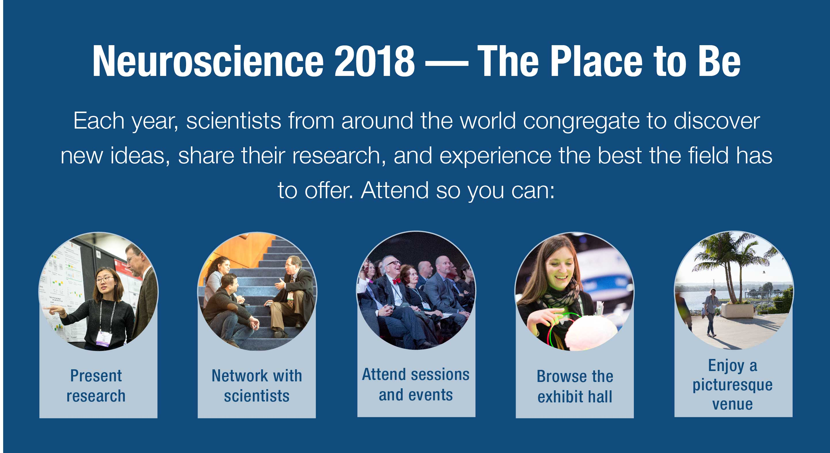 Society for Neuroscience - Neuroscience 2018