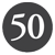 50 icon