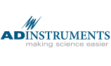 "AdInstruments logo ""making science easier"""