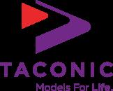 "Taconic logo ""Models For Life."""