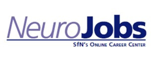 "Neurojobs logo stating ""Neurohobs. SfN's Online Career Center"""