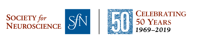 SfN's 50th Anniversary Logo