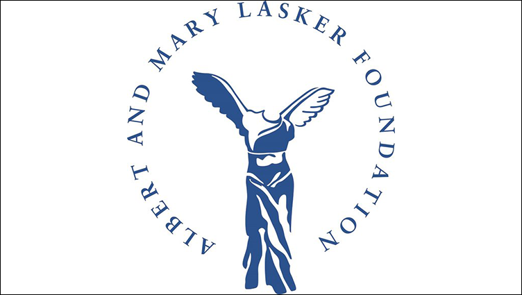 The Albert and Mary Lasker Foundation Logo