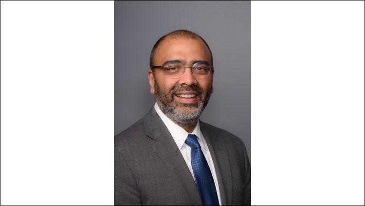 Headshot of Sudip Parikh Headshot.