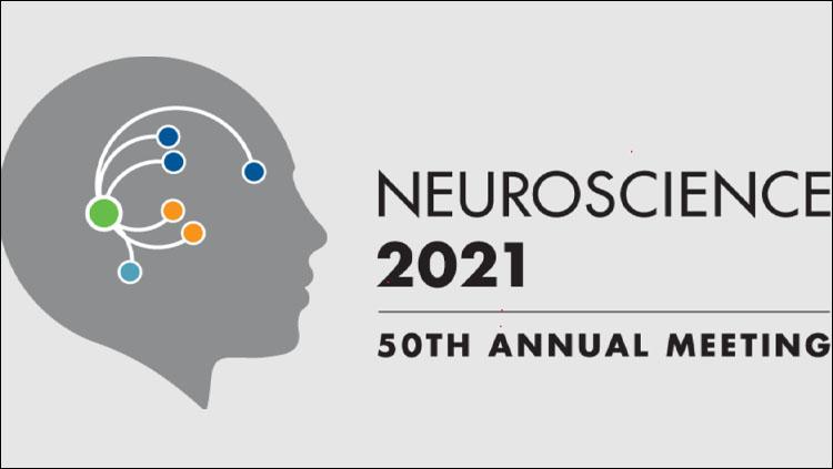 Neuroscience 2021 logo.